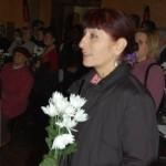 Jurnalista Zinaida Izbaş, premiată de Guvernul României