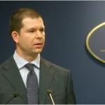 Bogdan Drăgoi: ţinta de deficit bugetar pentru 2012 de 1,9% din PIB. România a susținut la Consiliul Ecofin consolidarea fiscală la nivelul zonei euro