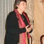 Poetă română, admirată în SUA