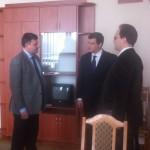 """Eugen Tomac: """"Guvernul României va oferi acelaşi număr de locuri pentru tinerii din Republica Moldova care doresc să studieze în sistemul de învăţământ românesc"""""""