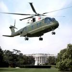 Un avion a încălcat spaţiul aerian al elicopterului lui Obama