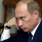Putin, cădere liberă în sondaje