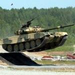 Algeria şi Turkmenistan se echipează cu tancuri ruseşti