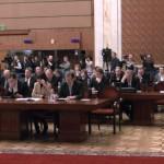 La Chişinău a început şedinţa specială a Parlamentului în cadrul căreia deputaţii vor încerca din nou să aleagă şeful statutului