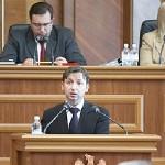 Vicepreşedintele Parlamentului de la Chişinău a fost revocat