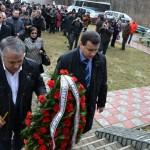 Eugen Tomac si Viorel Badea au comemorat victimele masacrului de la Fântâna Albă