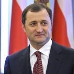 Vlad Filat a discutat cu Medvedev despre vinurile moldovenești