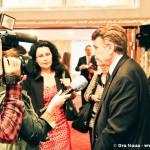 "FOTO: Thierry de Montbrial – Lansarea ""Jurnal Românesc"""