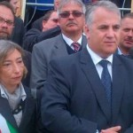 Viorel Badea a efectuat o vizita de lucru in Italia. Piatră de temelie pentru biserica românească din Chivasso – Italia