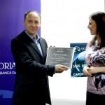 Marina Gospodarenco, director strategie și marketing Victoriabank: Am împlinit 15 ani de la emiterea primului card în Republica Moldova
