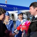 Petru Jardan: Republica Moldova are cel mai bun aeroport din CSI