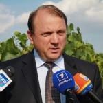 Vasile Bumacov, ministrul agriculturii și industriei alimentare, invitat de către Consulatul României la Cahul la noua ediție a Forumului Agricol Transfrontalier