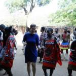 Românca Ana Panait a ajuns manager în Africa de Sud