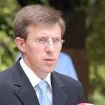 Dorin Chirtoacă a fost ales copreședinte al Conferinței Autorităților Regionale și Locale a Parteneriatului Estic