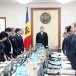 Maia Sandu și Dorin Recean, noii miniștri din cabinetul lui Filat