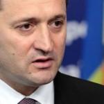 Vlad Filat s-a întâlnit cu Dirk Schuebel, șeful Delegației Uniunii Europene la Chișinău