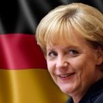 Cancelarul german Angela Merkel a plecat din Republica Moldova cu produse tradiţionale din spaţiul basarabean
