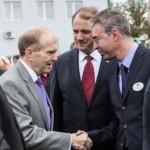 SERGHEI PRUTEANU: Brandul agricol John Deere a ajuns şi în Republica Moldova