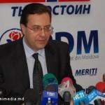 Marian Lupu: Republica Moldova îndeplineşte cerinţele necesare de a fi promovată pe merit la nivel European