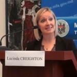 Lucinda Creighton: Integrarea Republicii Moldova în U.E. este un proces lung şi anevoios