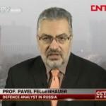Pavel Felgenhauer, expert militar rus: Transnistria este cel mai potrivit loc pentru a amplasa rachete Iskander