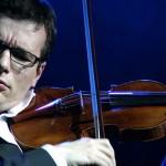 Alexandru Tomescu a ţinut un concert de muzică clasică cu casa închisă în Belgia