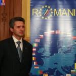 Dr. Ion Jinga, ambasadorul român al Marii Britanii, a inaugurat la Universitatea din Oxford primul Lectorat de Limbă Română din Marea Britanie