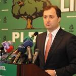 Vlad Filat: Instigările la proteste ale lui Voronin sunt ilegale