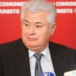 Vladimir Voronin a criticat guvernul de la Chişinău în faţa ambasadorilor străini din Republica Moldova