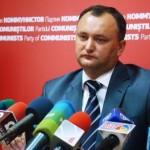 Igor Dodon vrea ca Rusia să deschidă un consulat în localitatea Comrat