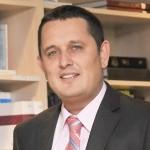 Gheorghe Piperea a participat la o conferinta de presa pe tema insolventei Oltchim SA