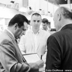 """FOTO: Ionel Nițu – Lansarea cărții """"Ars Analytica"""" la Bookfest"""