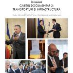Club România lansează Caietul Documentar 2: Transporturi și Infrastructură