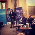Constantin Magdalina: Mi-a parut bine sa vorbesc in calitate de co-autor la evenimentul de lansare a cartii Romania Digitala
