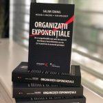 """Marius Stoian: La Club România se lansează mâine volumul """"Organizații exponențiale"""" de Salim Ismail"""