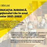 Cristi Danileţ: În aceste zile vă puteţi alege opţionalul de educaţie juridică