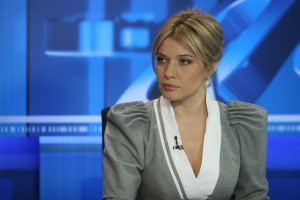 Floriana Jucan: Am fost în Team România