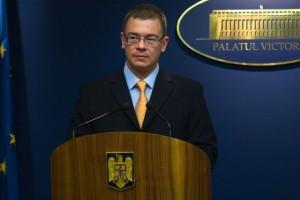 Mihai-Răzvan Ungureanu: Voi avea o relație foarte bună de colaborare instituțională cu președintele, dar și cu oricine va fi premier