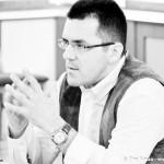 Dan Dungaciu, Iulian Fota, Petrișor Peiu, Liviu Bota și Ion M. Ioniță la dezbaterea organizată de Fundația Universitară a Mării Negre despre prezentul și viitorul Republicii Moldova