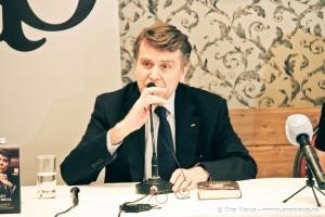 Thierry de Montbrial: Cred că întâlnirea mea cu România nu este una întâmplătoare; îi port o imensă afecțiune