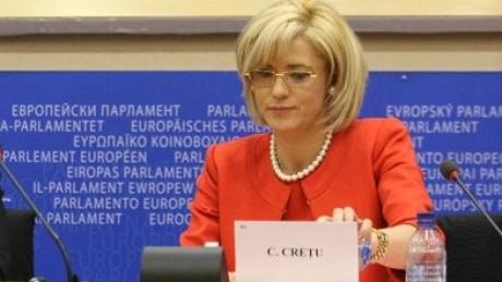 Corina Crețu: CE este preocupată de întârzierile pe care România le are în accesarea fondurilor europene în domeniul sănătății