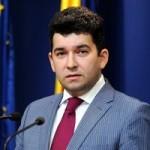 Liviu Voinea a semnat protocolul de predare-primire pentru funcția de ministru delegat pentru buget