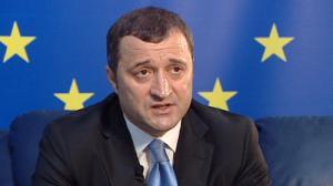 Vlad Filat s-a întâlnit la Chişinău cu Mihnea Constantinescu, consilier de stat în Guvernul Ponta