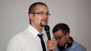 Alexandru Giboi, recompensat simbolic pentru implicarea în susținerea publicației MicNews