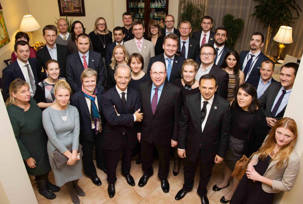 ENAM Vilnius Reception Alumni copy